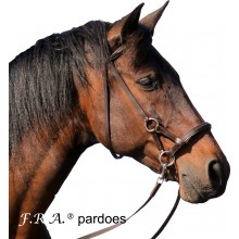 FRA Bitless Bridle - Pardoes